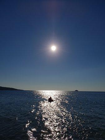 Pinarellu, Frankreich: Pinarello Beach