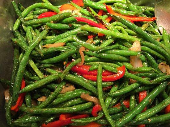 China Gorge Restaurant: Green Beans