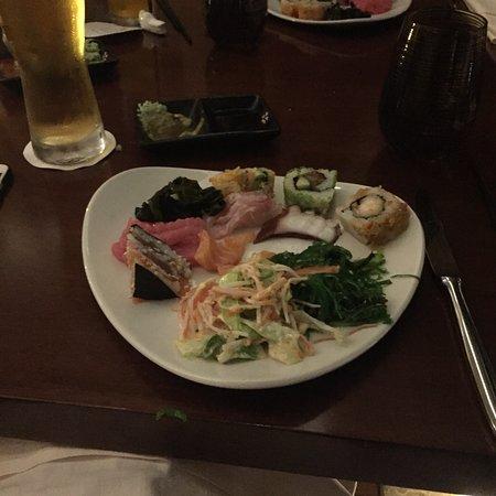 Très bon restaurant asiatique et japonais