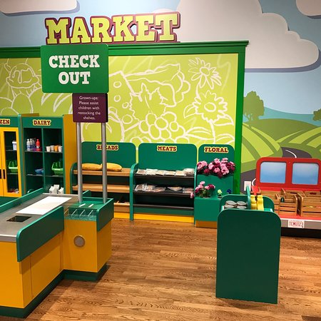 Spartanburg, Carolina del Sud: The Children's Museum of the Upstate