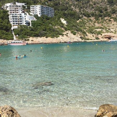 Playa Cala Llonga: photo1.jpg
