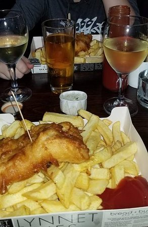 The Chippy Doon The Lane: cod