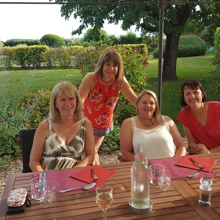 Parcay-les-Pins, Prancis: Absolutely loved this holiday, perfect hosts & perfect location.