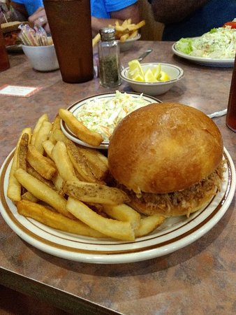 Kilmarnock, VA: Wonderful lunch great food.