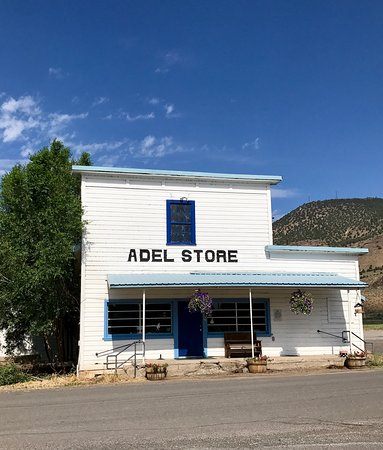 The Adel Storefront