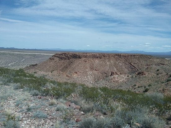 Las Cruces, NM: View from the top of Tonuco Mountain