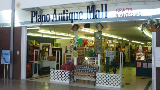 The Plano Antique Mall