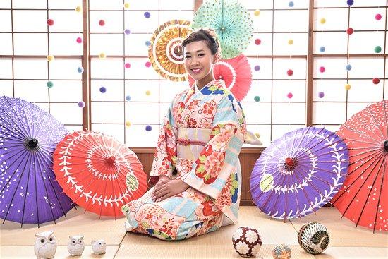 Smilestone Kimono Photo Studio