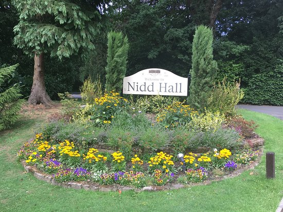Nidd, UK: A lovely welcome