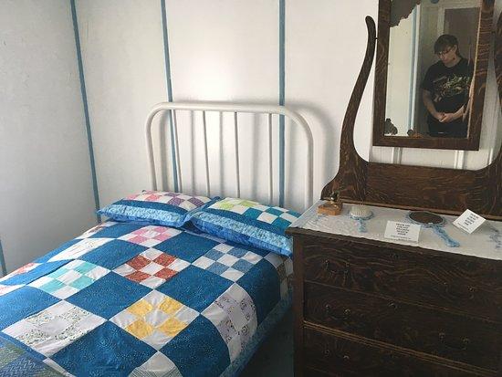 Joe Batt's Arm, Canada: Master bedroom