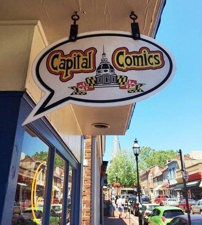 Capital Comics