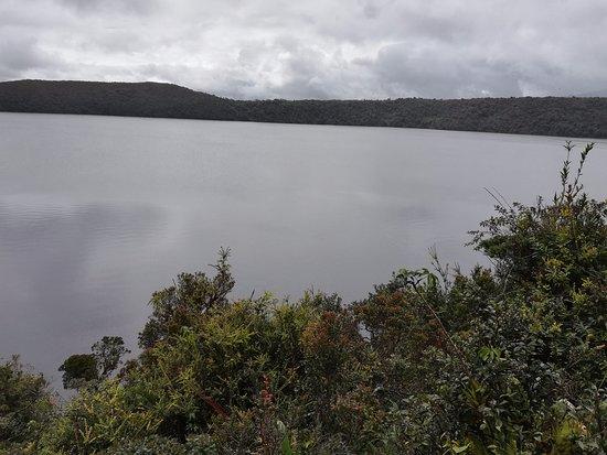 Popayan, Kolumbia: Laguna del Buey