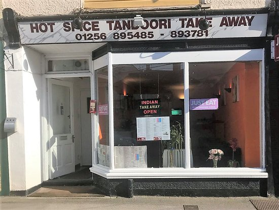Hot Spice Whitchurch Menu Prices Restaurant Reviews