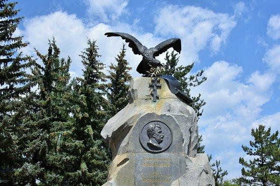 Monument N.M. Przhevalsky