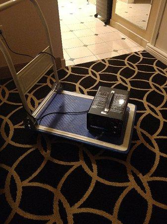 Hollywood Casino St. Louis Hotel: IMG_20180803_201512375_LL_large.jpg