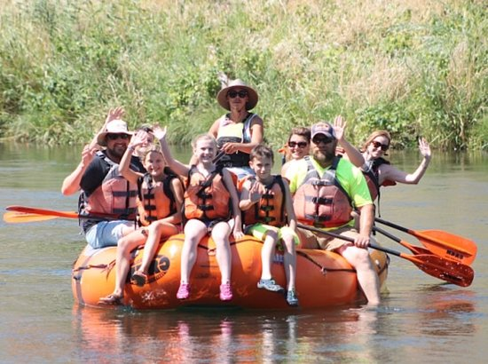 High Desert River Outfitters - Day Trips