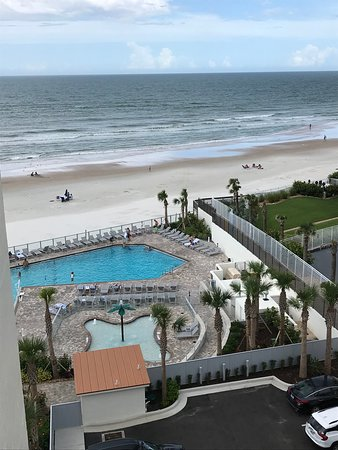 Delta Hotels By Marriott Daytona Beach Oceanfront Hotel Balcony