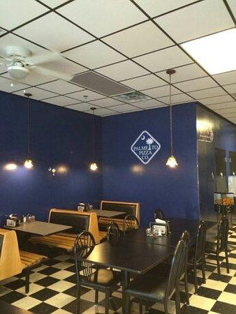 Central, Carolina del Sur: dining area