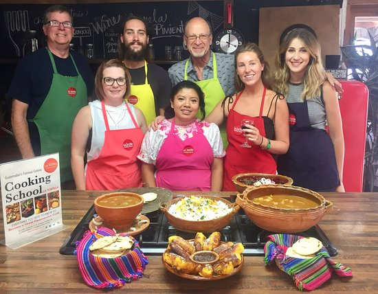 ‪La Tortilla Cooking School‬