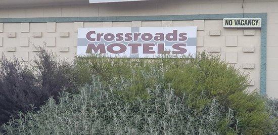 Waimate, New Zealand: Crossroads Motel