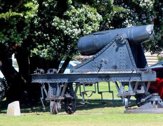 The Ordonez Gun
