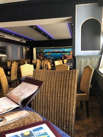 Da Pippo: dining area