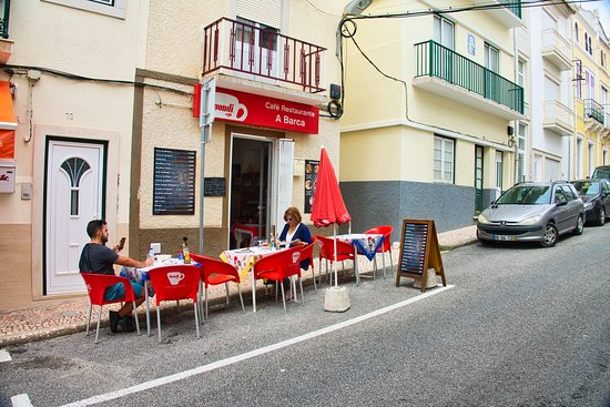 A Barca: Dining on the street