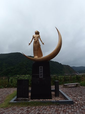 Goddess of The Moon Statue