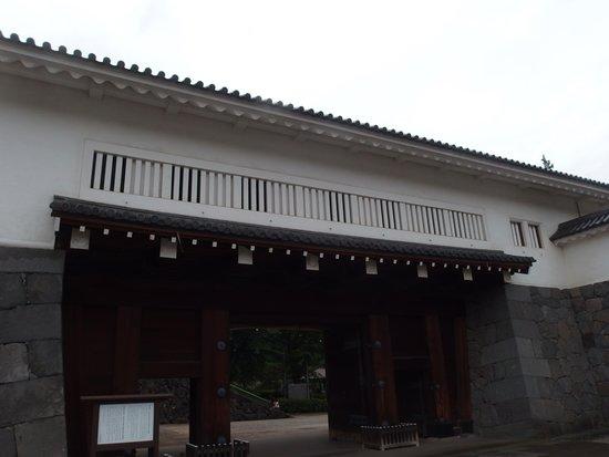 Yamagatajoato Ninomaruhigashi Otemon