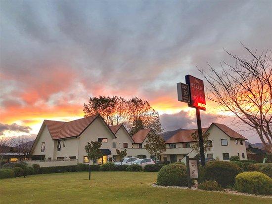 Bella Vista Motel Te Anau Resmi