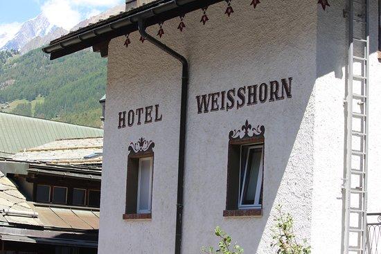 Hotel Weisshorn à Zermatt