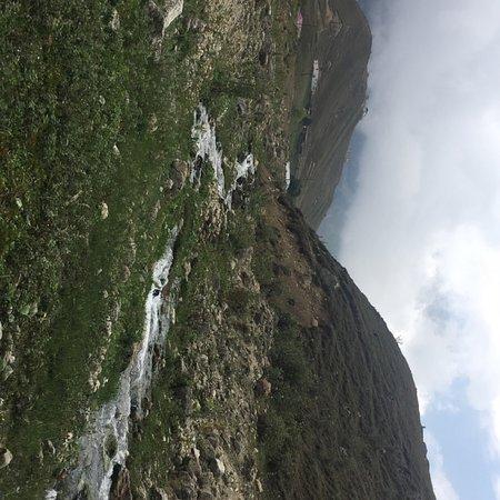 Laza Waterfalls