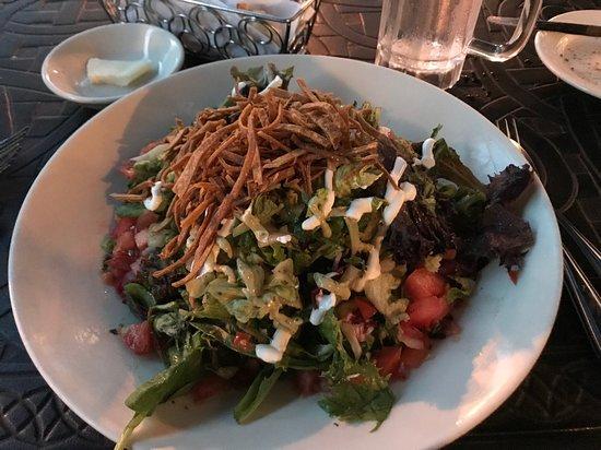 The Cheesecake Factory: Taco salad; yum!