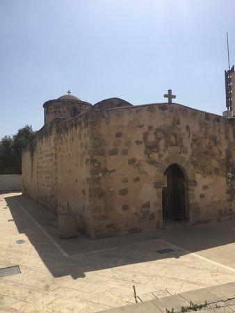 Deryneia, Kypros: Agile Georgios church