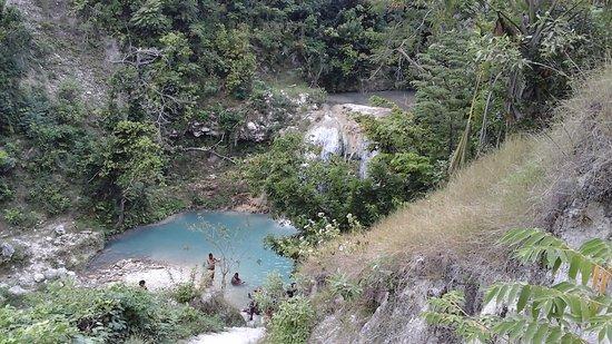 Port-Salut, Haiti: Cascade Touyac