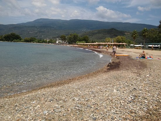 Beach at Koropi - Picture of Saily Beach Hotel 89c3c854cea