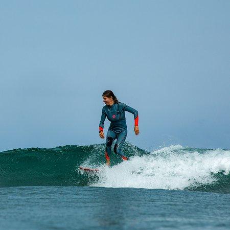 Surf School Lanzarote: Our instructors Bert and Viki