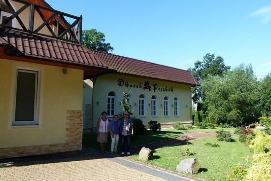Glubczyce, Poland: Dworek Peszków