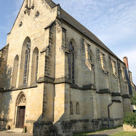 Quedlinburg, Germany: Kirche St. Mathildis