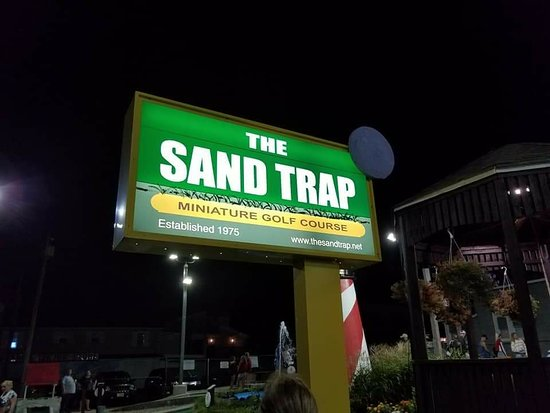 Sand Trap Mini Golf