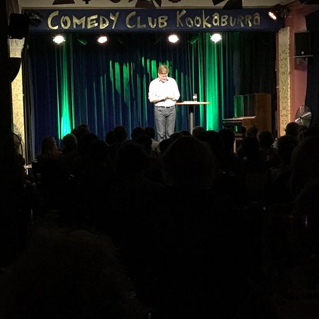 Comedy Club Kookaburra