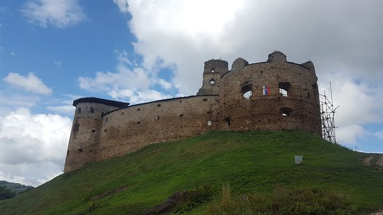 The Zborov Castle