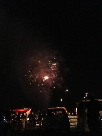 Southern Beach Chigasaki Fireworks: IMG_20180804_201316_large.jpg