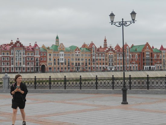 Brugge Embankment: Йошкар-олинские европы