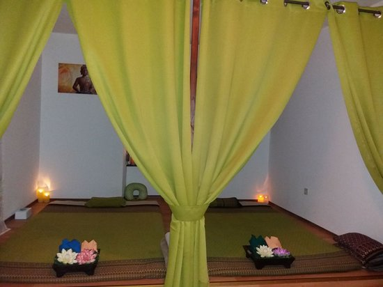 Yu Traditionelle Thai Massage