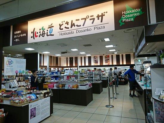 Hokkaido Dosanko Plaza Sapporo