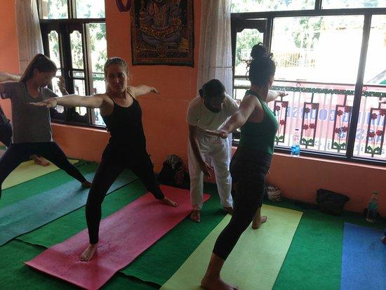 Yoga with Raj