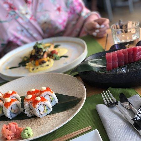 Best sushi i ever eat