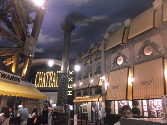 Hexx Kitchen Bar Paris Picture Of Hexx Kitchen Bar Las Vegas Tripadvisor