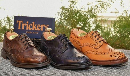 detailed look e3e0a 290a9 Trickers. le famose scarpe inglesi espressione della ...